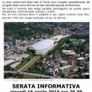 Trento, giovedì 16 aprile – TAV del Brennero: serata informativa a Piedicastello