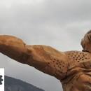 Guerrieri di legno e Comuni resistenti. #CementoArricchito #Trento