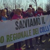 Occhio al parco! La Regione Veneto non è posto per ambientalisti. Delibera o no, sabato si manifesta per il Parco dei Colli
