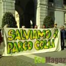 In bici da Padova a Marendole per salvare il parco colli