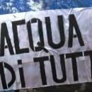 Arezzo: in nome del profitto tagliati i rifornimenti idrici. E' una violenza inaccettabile!