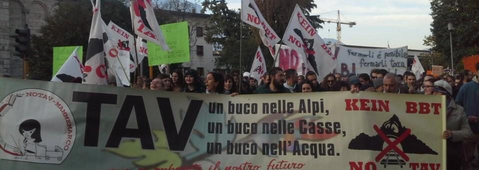 TAV in Trentino –  Le criticità ambientali – Intervista a Franco Finotti