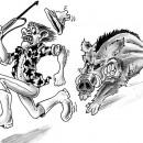 La Regione, con la scusa del cinghiale, apre i parchi ai cacciatori