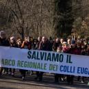 Abano (PD) – Salviamo il Parco Regionale dei Colli Euganei