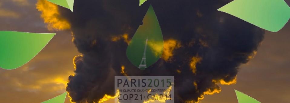 """""""Scalda la lotta, non il clima"""". Cop21: anche in Francia, comitati contro le grandi opere inutili e dannose"""