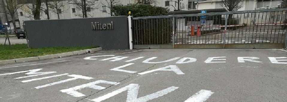 Chiudere la Miteni, Veneto libero dai PFAS