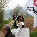 Presidio NO PEDEMONTANA a S.Tomio di Malo(VI)