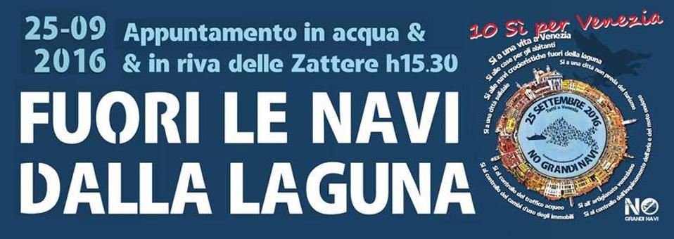 Dieci Sì per Venezia