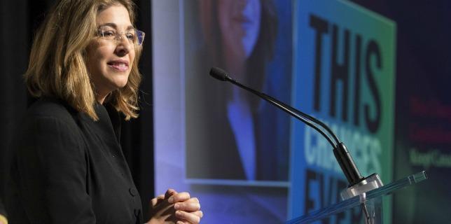 Naomi Klein: la rivoluzione che ci salverà parte parte da noi
