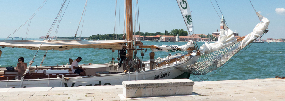 """La Goletta Verde lancia la campagna """"Don't waste Venice"""""""