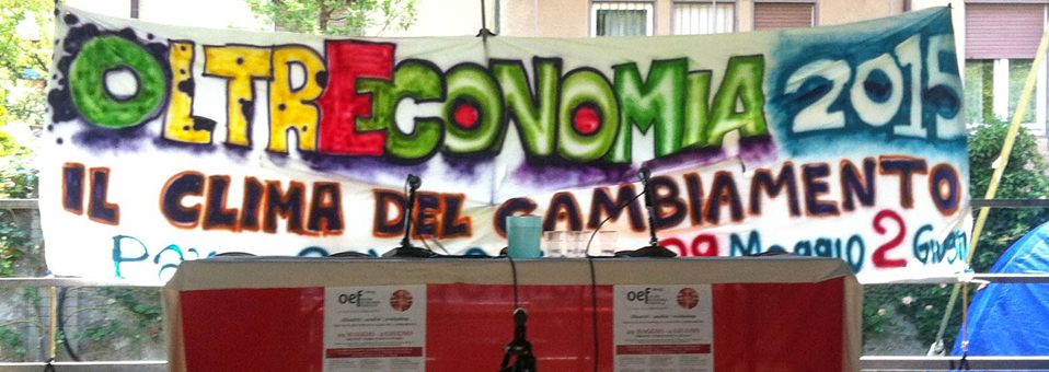 Il clima del cambiamento. #OltreEconomia Festival
