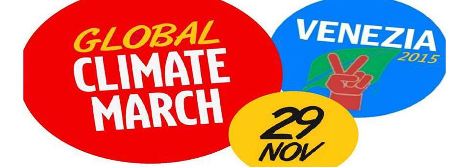 Marcia mondiale per il clima. Venezia si mobilita